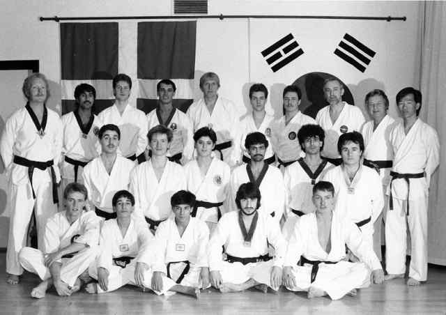 taekwondo rødovre